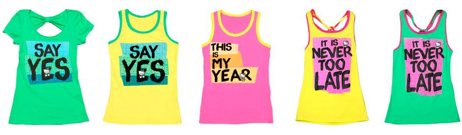 Съемка детской одежды в раскладку для сайта интернет магазина