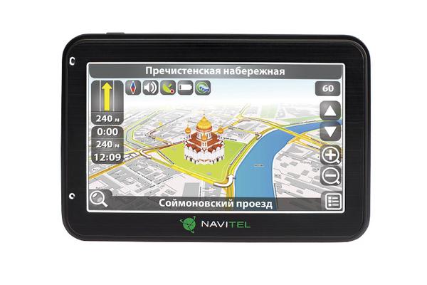 Съемка навигаторов для сайта