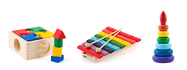 Фотосъемка детских игрушек